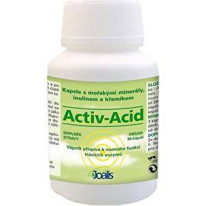 Zobrazit detail výrobku Joalis Joalis Activ-Acid 90 kapslí