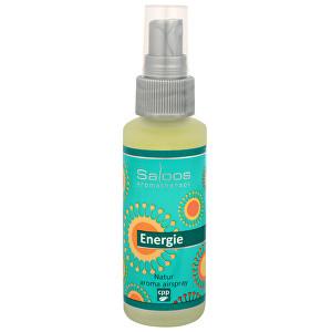 Zobrazit detail výrobku Saloos Natur aroma airspray - Energie (přírodní osvěžovač vzduchu) 50 ml
