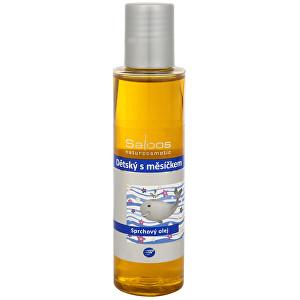 Saloos Sprchový olej - Detský s nechtíkovým extraktom 125 ml