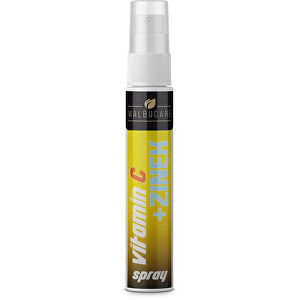 MalbuCare MalbuCare Vitamin C  Zinek spray 30 ml