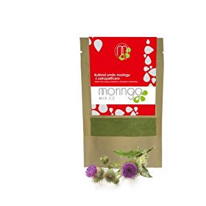 Zobrazit detail výrobku Moringa MIX Bylinná směs moringy s ostropestřcem 30 g
