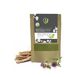 Zobrazit detail výrobku Moringa MIX Bylinná směs při nadváze 30 g