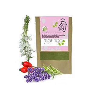 Zobrazit detail výrobku Moringa MIX Bylinná směs pro kojící maminky 30 g