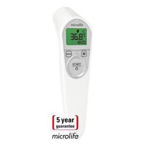 Zobrazit detail výrobku Microlife Teploměr NC 200 digitální bezkontaktní