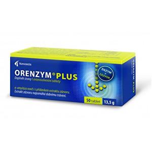 Zobrazit detail výrobku Noventis Orenzym plus 50 tbl.