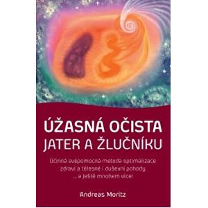 Zobrazit detail výrobku Knihy Úžasná očista jater a žlučníku (Andreas Moritz)