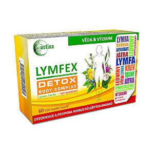 Zobrazit detail výrobku Astina Lymfex 60 kapslí