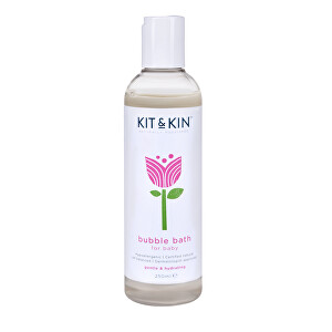 Kit & Kin Pěna do koupele 250 ml