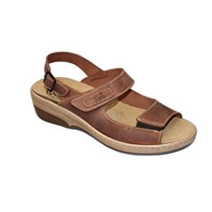Zobrazit detail výrobku SANTÉ Zdravotní obuv dámská IB/3006 hnědá 36