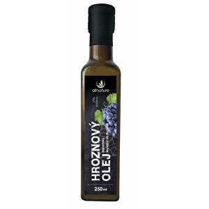 Zobrazit detail výrobku Allnature Hroznový olej 250 ml