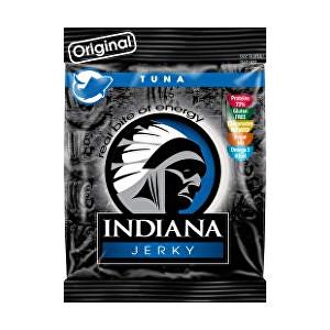Zobrazit detail výrobku Indiana Indiana Jerky tuna (tuňák) Original 15 g