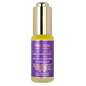 Zobrazit detail výrobku Saloos Královská péče Argan & Opuncie & Levandule 20 ml