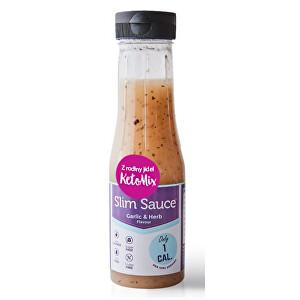 Zobrazit detail výrobku KetoMix Česnek a bylinky dresink bez kalorií 250 ml