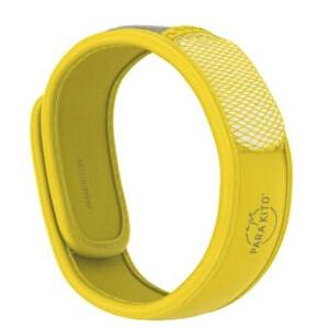 Zobrazit detail výrobku PARA`KITO Barevný náramek proti komárům PARA`KITO + 2 náplně Žlutý
