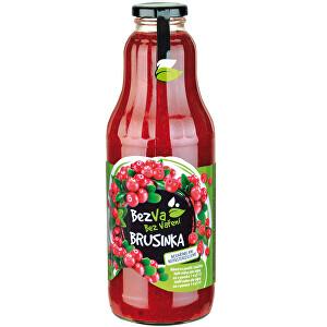 Zobrazit detail výrobku Madami BezVa Brusinkový sirup 67% 1000 ml