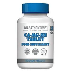 Zobrazit detail výrobku Marathon Time Ca + Mg + Zn 60 tablet