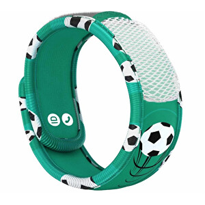 Zobrazit detail výrobku PARA`KITO Dětský náramek proti komárům PARA`KITO + 2 náplně Fotbal