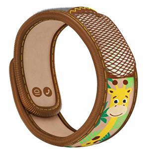 Zobrazit detail výrobku PARA`KITO Dětský náramek proti komárům PARA`KITO + 2 náplně Žirafa