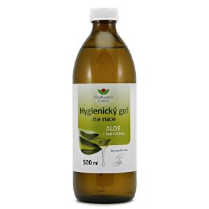 Zobrazit detail výrobku EkoMedica Czech Hygienický gel na ruce bez použití vody 500 ml