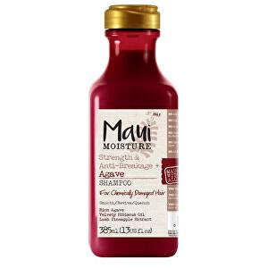 Zobrazit detail výrobku MAUI MAUI posilující šampon pro chemicky zničené vlasy + Agave 385 ml