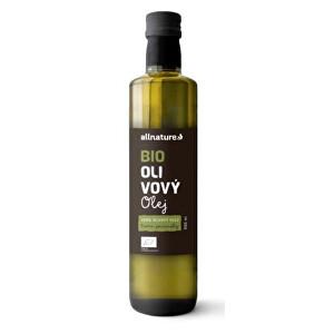 Levně Allnature BIO extra panenský Olivový olej 500 ml