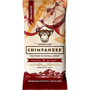 Zobrazit detail výrobku Chimpanzee Energy bar apple - ginger 55 g
