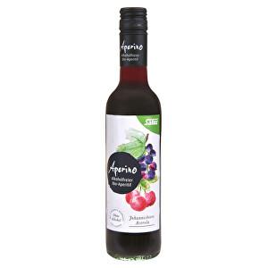 Zobrazit detail výrobku Salus BIO Aperino Černý rybíz Acerola - Bylinný aperitiv bez alkoholu 375 ml