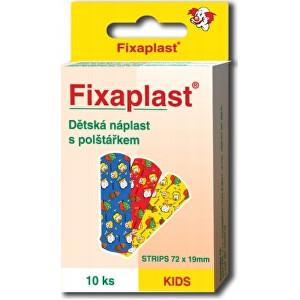 FIXAplast Náplasť FIXAPLAST KIDS - strip 10 ks detská