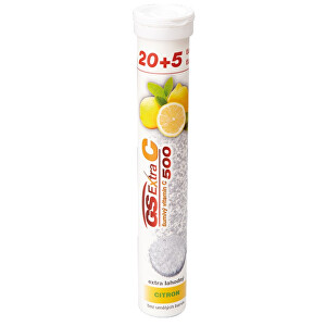 Zobrazit detail výrobku Green-Swan GS Extra C 500 šumivý citron 20+5 tablet