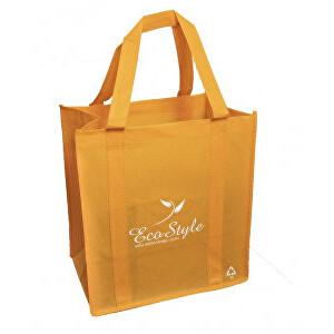 Zobrazit detail výrobku KPPS Ekologická nákupní taška 25l ECO style oranžová