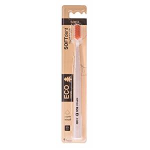 Zobrazit detail výrobku SOFTdent ECO zubní kartáček soft 1 ks