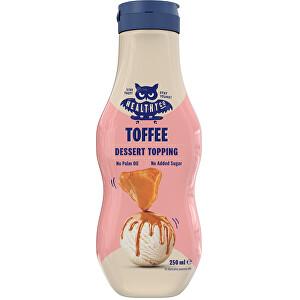 Zobrazit detail výrobku HealthyCo Dessert Topping 250 ml - toffee