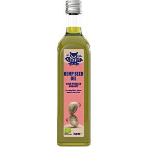 HealthyCo ECO Konopný olej za studena lisovaný 250 ml