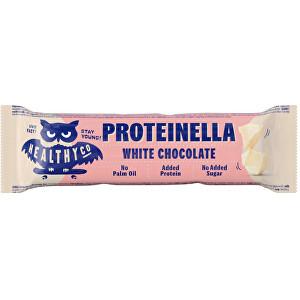 Zobrazit detail výrobku HealthyCo Proteinella Bar 35 g - bílá čokoláda