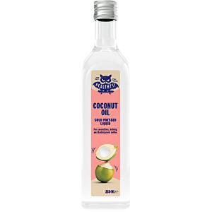 Zobrazit detail výrobku HealthyCo Tekutý kokosový olej za studena lisovaný 250 ml