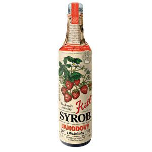 Zobrazit detail výrobku Kitl Syrob Jahodový s dužinou 500 ml
