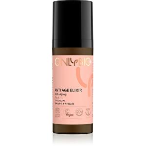 Zobrazit detail výrobku OnlyBio Omlazující denní pleťový krém Anti Age Elixir 50 ml