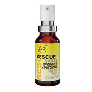 Bachovy květové esence Rescue® Remedy krizový sprej s obs. alkoholu 7 ml