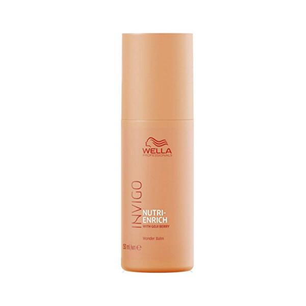 Levně Wella Professionals Bezoplachový balzám pro suché a poškozené vlasy Invigo Nutri-Enrich (Wonder Balm)150 ml