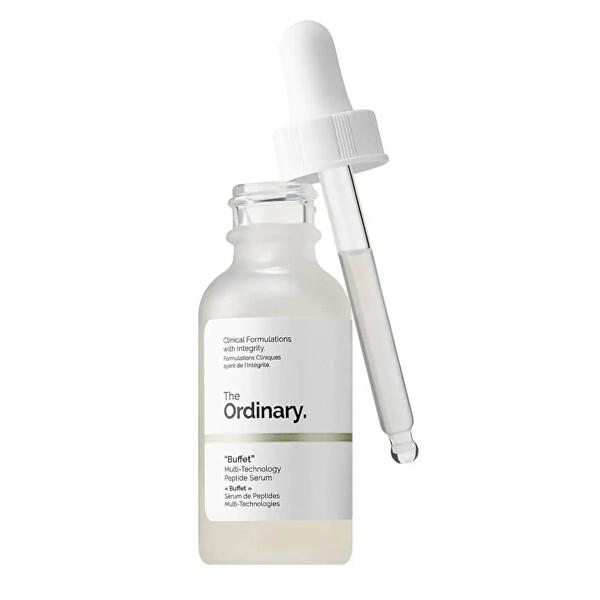 """Levně The Ordinary Pleťové sérum """"Buffet"""" (Multi Technology Peptide Serum)30 ml"""