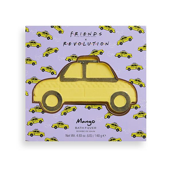 Levně Revolution Koupelová bomba X Friends Taxi (Bath Fizz) 140 g