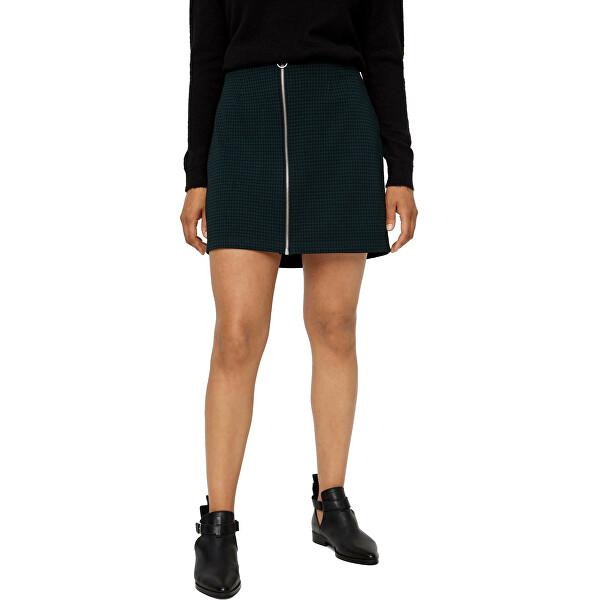 Levně Vero Moda Dámská sukně VMCISSE 10221496 Black PandarosaL
