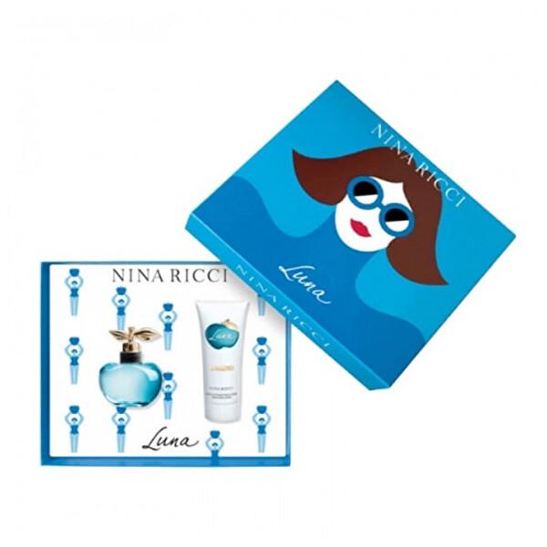Levně Nina Ricci Luna - EDT 50 ml + tělové mléko 75 ml