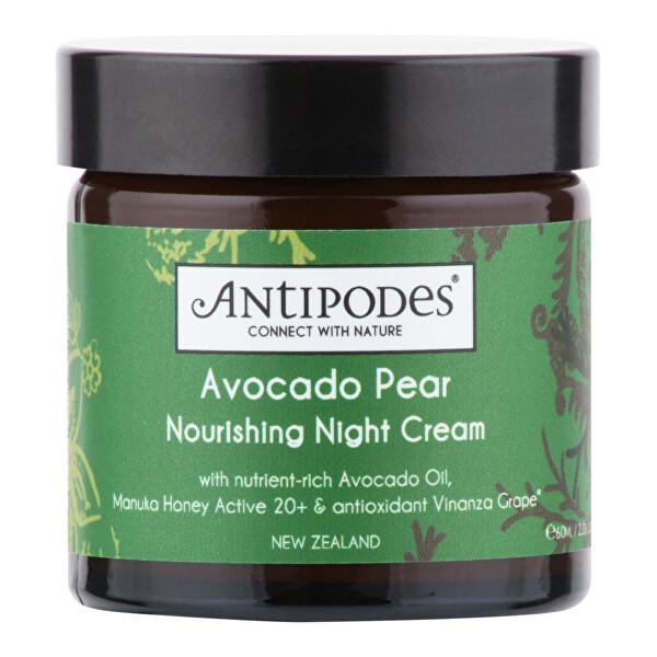 Levně Antipodes Krém výživný noční AVOCADO PEAR 60 ml
