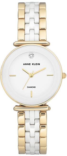 Anne Klein Diamond AK/N3158WTGB