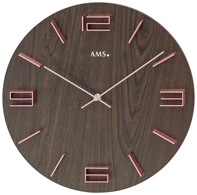 AMS Design Nástěnné hodiny 9591