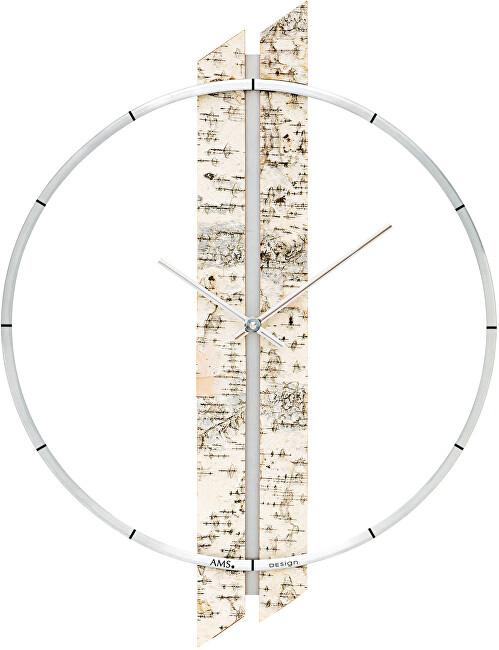 AMS Design Nástěnné hodiny 9604