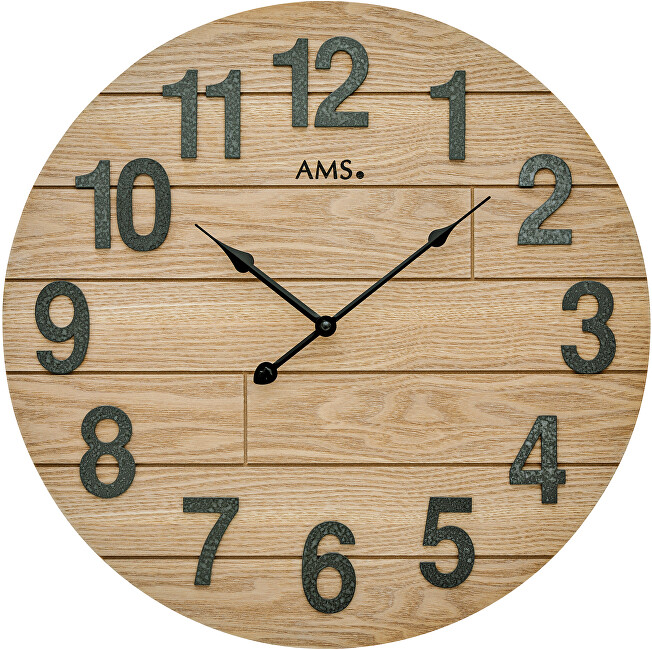 AMS Design Nástěnné hodiny 9617