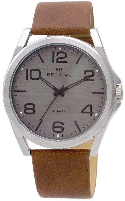 Levně Bentime Pánské analogové hodinky 004-9MA-16971A