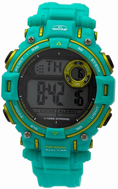 Bentime Pánské digitální hodinky 004-YP15669-03